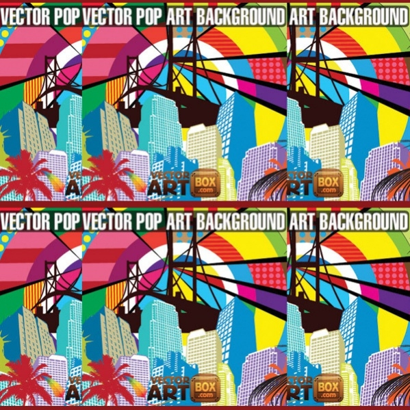 Free Background Vector Art