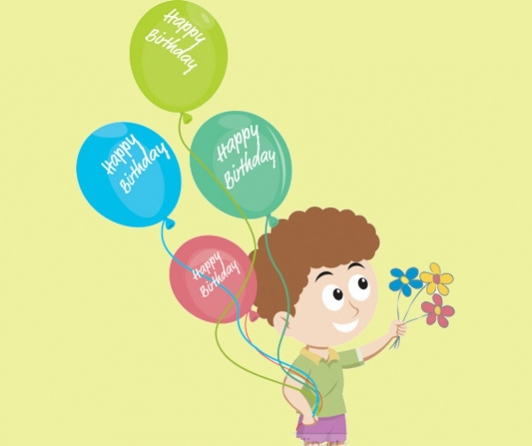 Free Birthday Clipart Image