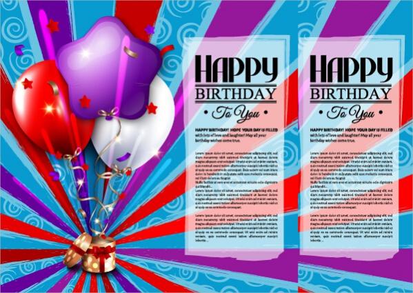 Free Birthday Vector Art