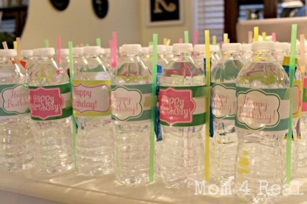 Free Bottle Label Designs
