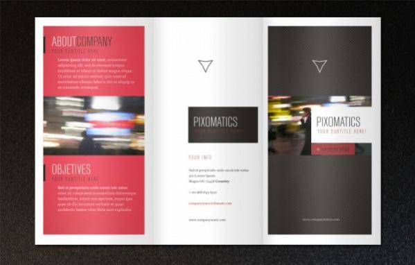 Free Brochure Design
