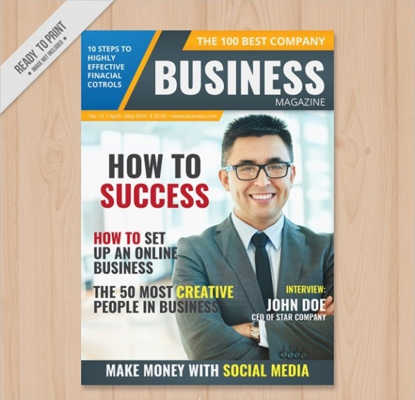 free-business-magazine-design