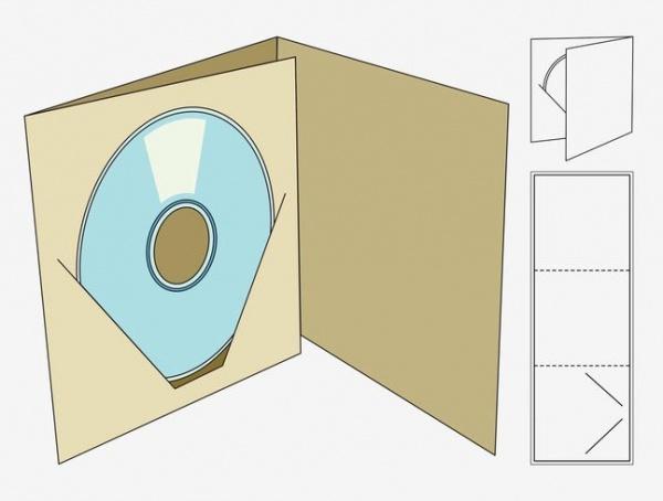 Free CD Packaging Design