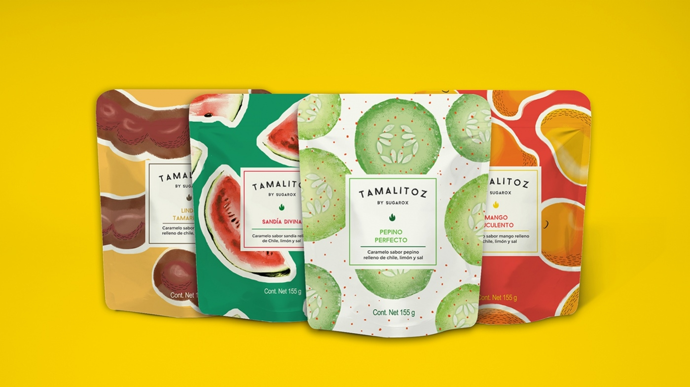 Free Candy Packaging Design
