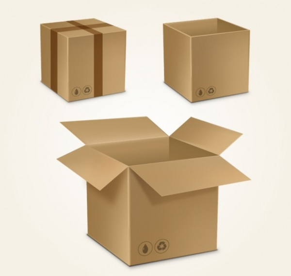 Free Cardboard Packaging Design