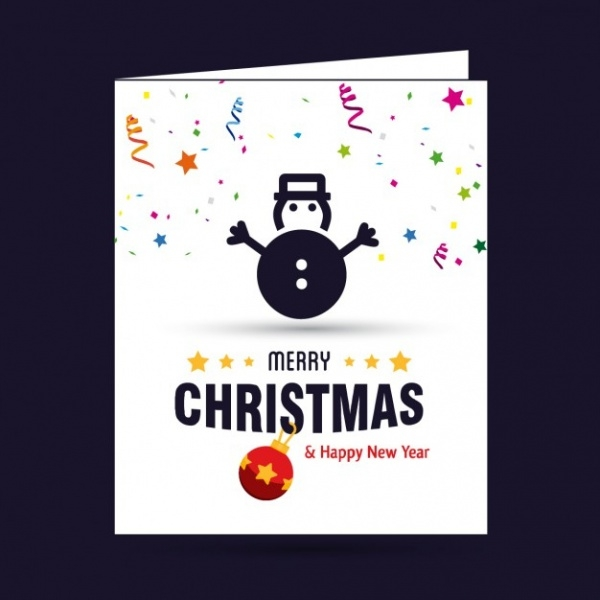 free-christmas-card-design