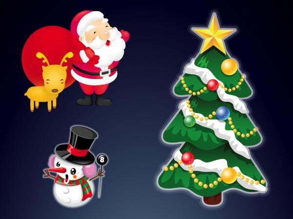 Free Christmas Cartoons