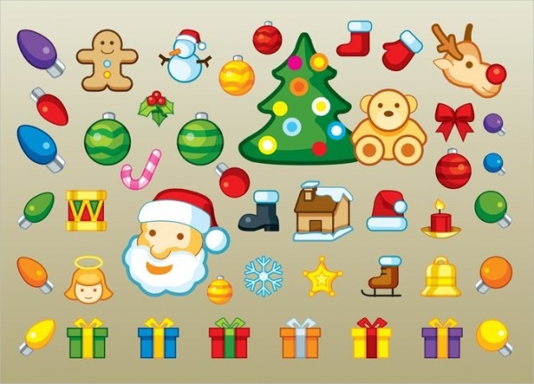 free-christmas-clipart-design