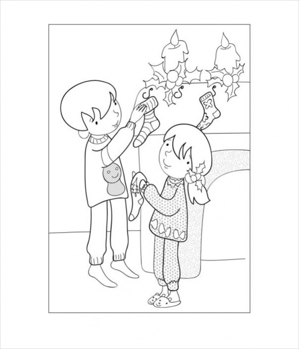 free-christmas-coloring-page-design