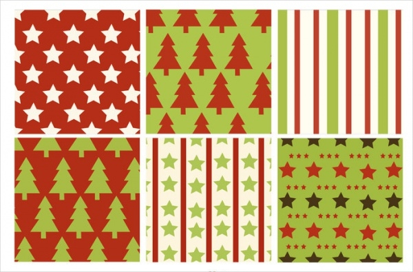 free-christmas-texture-design