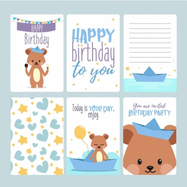 Free Collection of Birthday Card