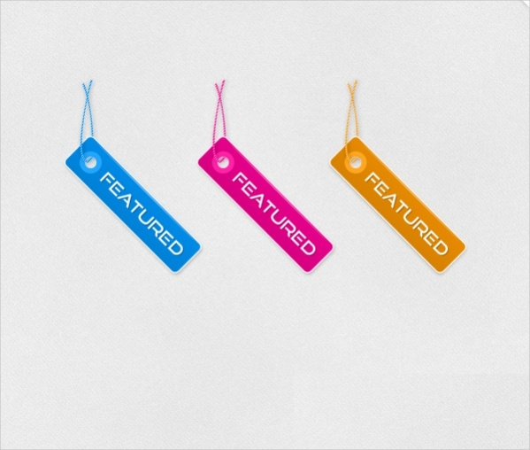 free-colorful-tag-design