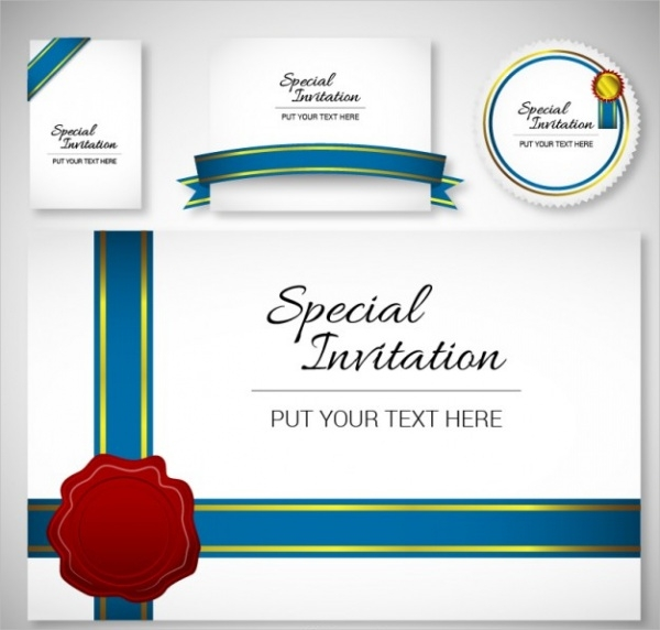 Free Corporate Invitation Design