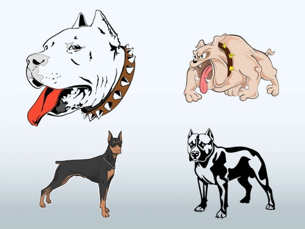 Free Dog Cartoon Graphics