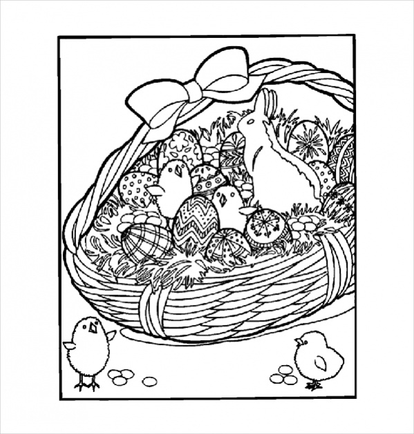 free-easter-coloring-page