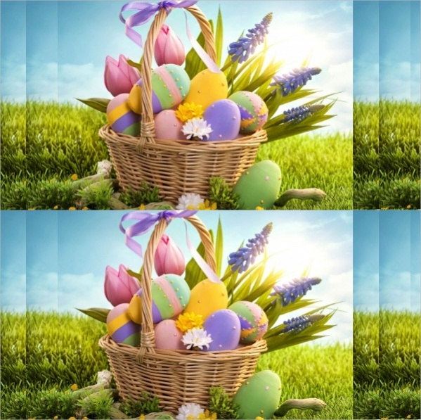Free Easter Eggs Live Wallpaper