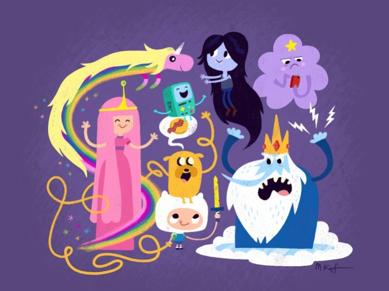 Free Fantasy Adventurous Cartoon