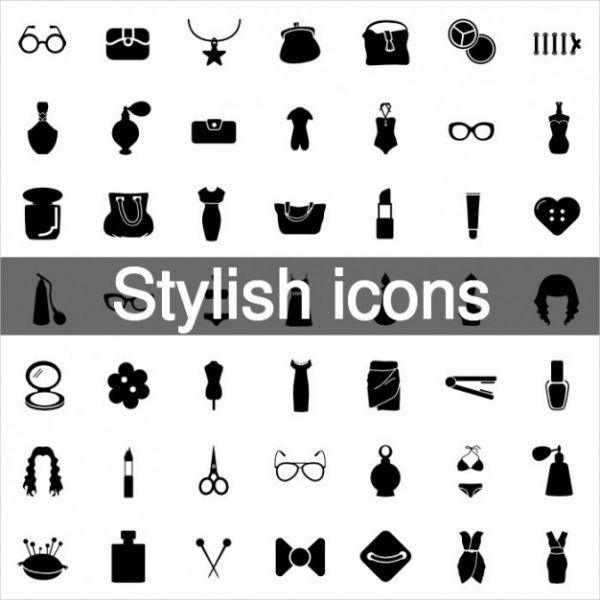 free-fashion-icon-pack
