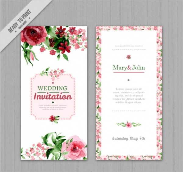 free-floral-wedding-invitation-template