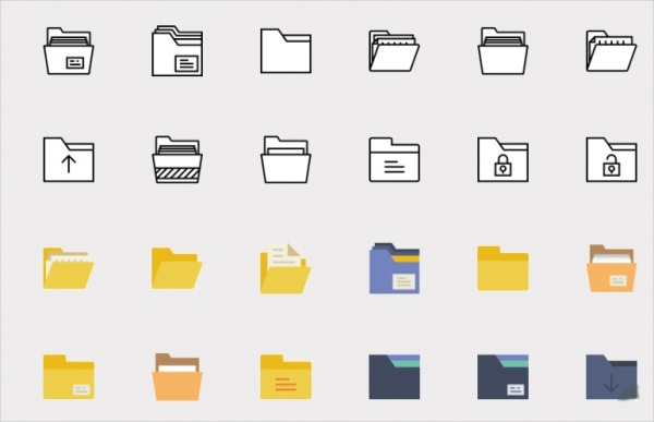 free-folder-icons