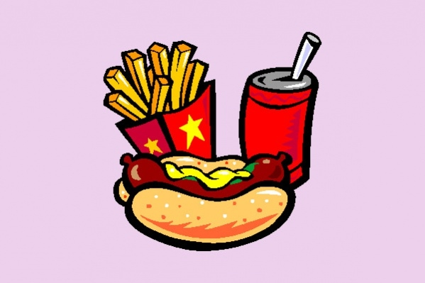 Free Food Clipart Image