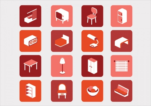 free-furniture-icons