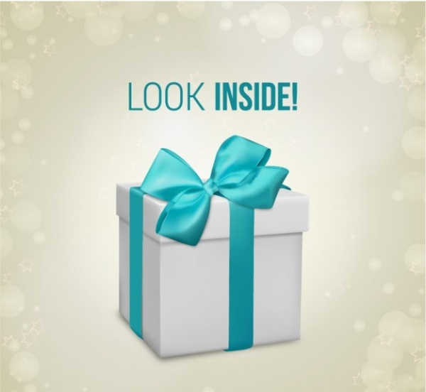 free gift box template1