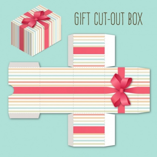 Free Gift Packaging Design