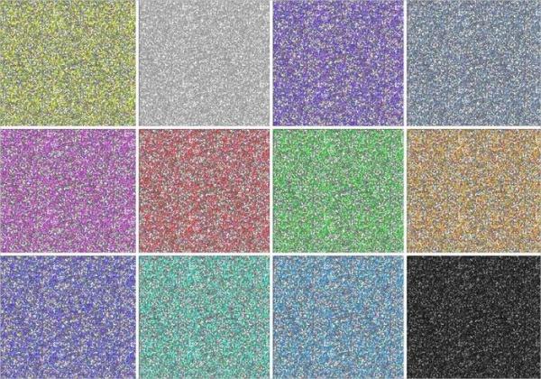 Free Glitter Pattern Design
