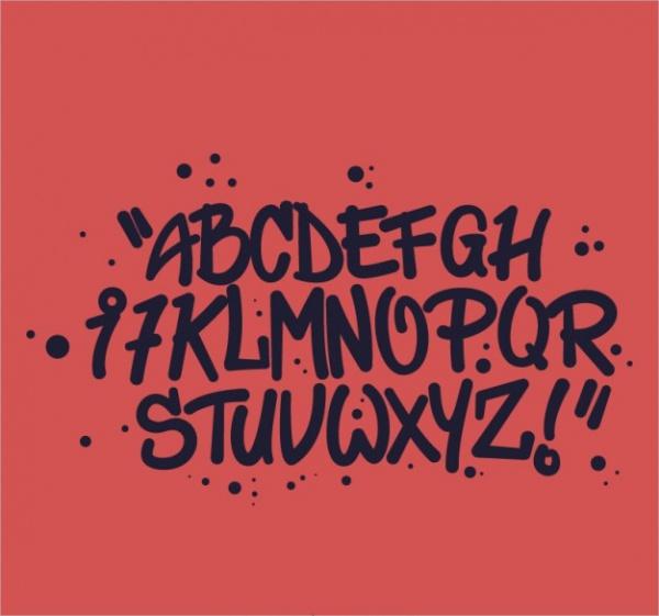 free-graffiti-letters-alphabet