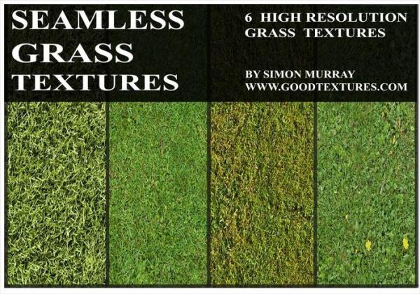 Free Grass Texture Design