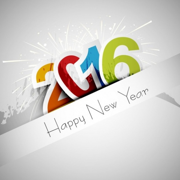free happy new year greetings