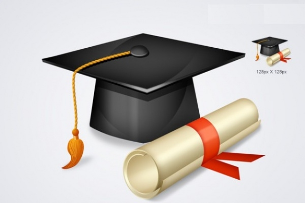 Free High School Graduation Clipart