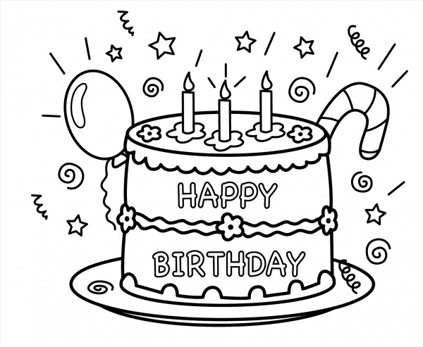 free-kids-birthday-coloring-pages