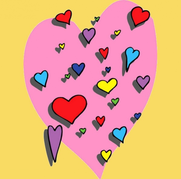 Free Love Clipart Image