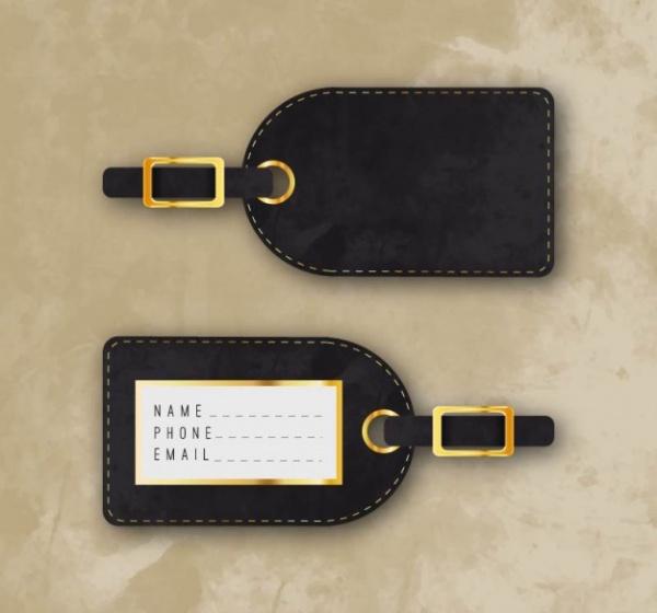 free-luggage-tag-design