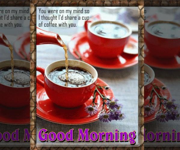 Free Morning Greetings