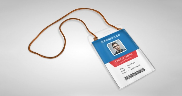 Free Multipurpose ID Card Design