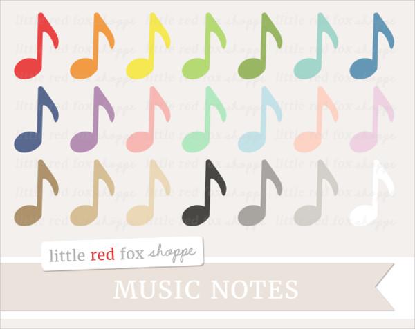 Free Music Animation Clip Art