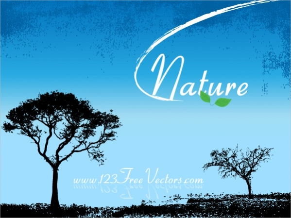Free Nature Vector Art