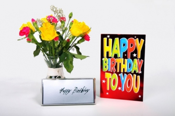 Free Photo Birthday Card