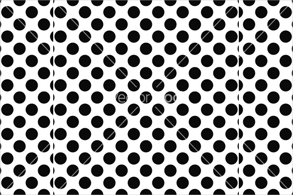 Free Polka Dot Pattern Design
