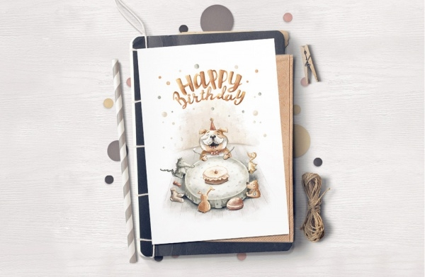 Free Printable Birthday Greeting Cards