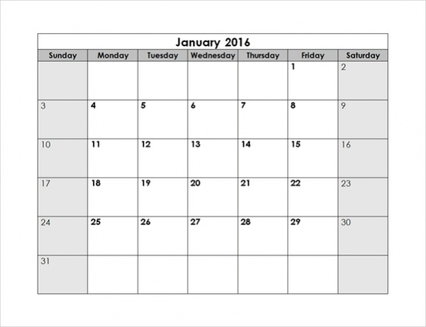 Free Printable Calendars  Psd ExcelVector Eps Download