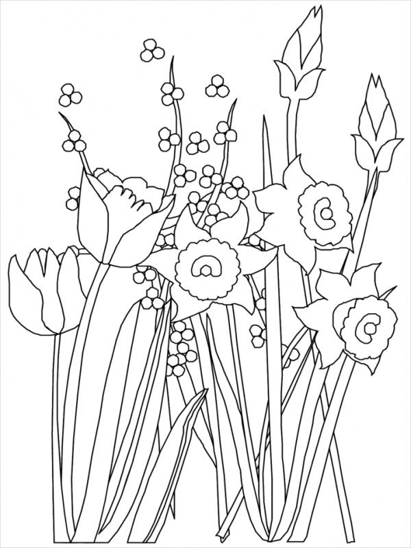 FREE 25+ Coloring Pages in AI | PDF
