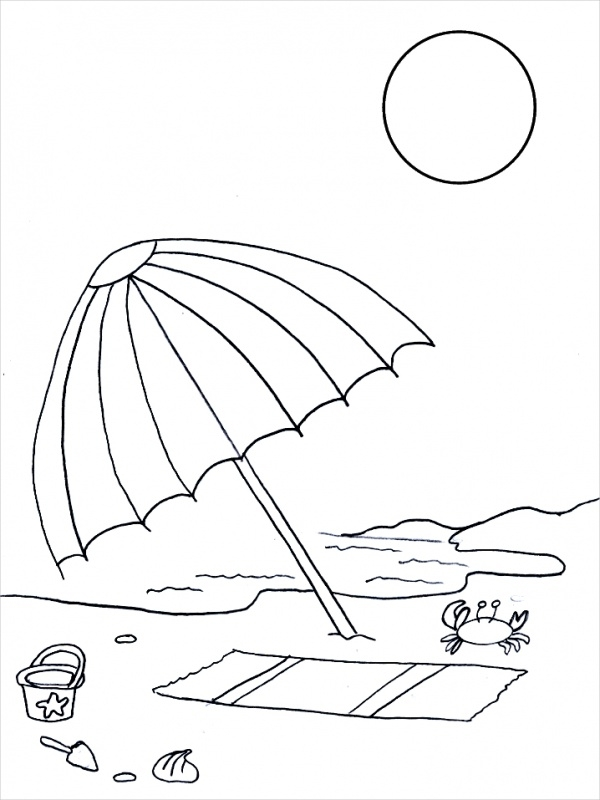 free-printable-summer-coloring-page