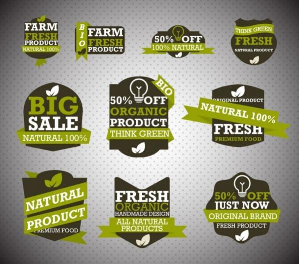 Free Product Label Design
