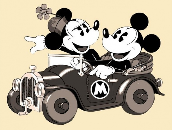 Free Retro Mickey Mouse Cartoons