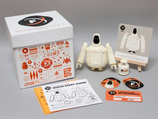 Customizable Toy Packaging Design