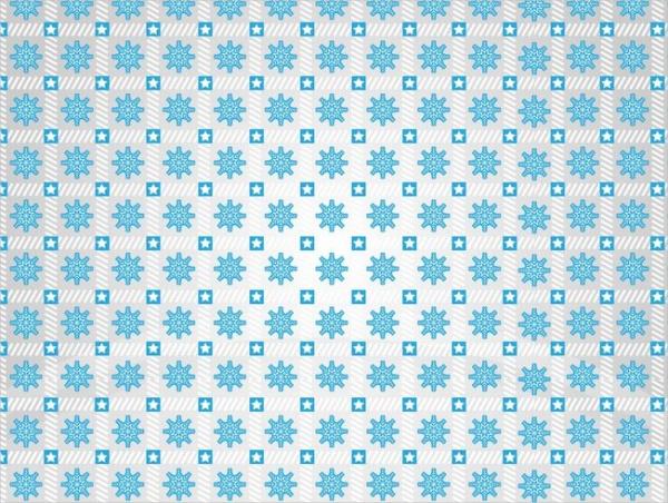 Free Snowflake Pattern Design